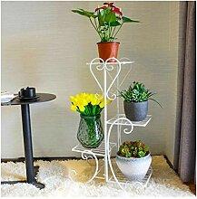 Blumenständer Blumentreppe, Eisen Multi-Layer