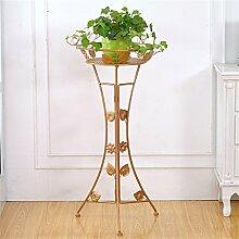 Blumenständer- Europäische Art Eisen Blumen