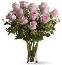 Blumenstrauß 18Rosen natürlichen Frische Rosa -