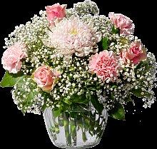 Blumenstrauß Alles Liebe