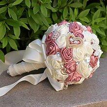 Blumenstrauß, amoleya 19,8cm Hochzeit
