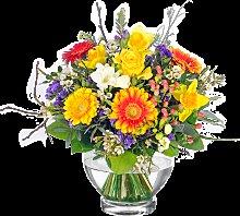 Blumenstrauß Dankesgruß
