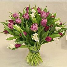 Blumenstrauß Frühling, dieser Tulpenstrauß ist