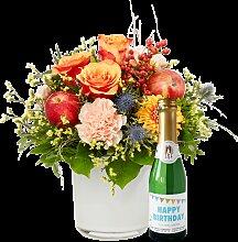 Blumenstrauß Für Dich viel Glück mit