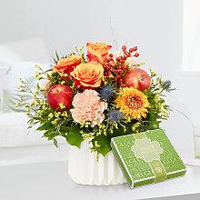 Blumenstrauß Für Dich viel Glück mit GRATIS