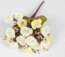 blumenstrauß kleine knospe rosen bract
