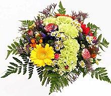 Blumenstrauß Kleine Raupe nimmersatt Größe 30