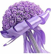 Blumenstrauß Künstliche Brautstrauß mit