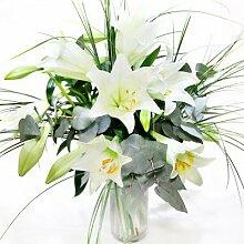 Blumenstrauß Lilien - Frische Blumen - Geschenkidee