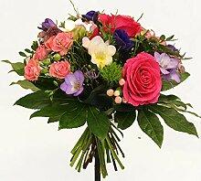 Blumenstrauß mit FRISCHEN BLUMEN | PERFEKT als