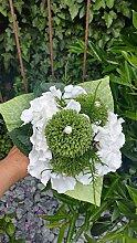 Blumenstrauss Nr.4 - weiss Strauß künstlich -