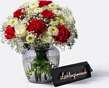 Blumenstrauß Only for You Größe M mit