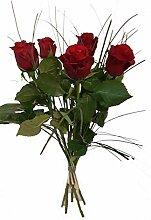 Blumenstrauß - rote Rosen zum Valentinstag