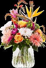 Blumenstrauß Tropical Island