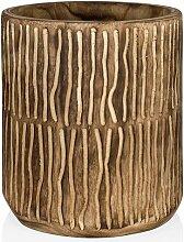 Blumentopf Clymer aus Holz Bloomsbury Market