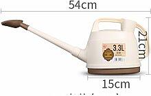 Blumentopf/langer mund topf/resin spray kettle/garten-spray topf/bewässern sie wasser-dosen/bewässern sie topf mit blumen-G
