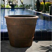 Blumentopf Latin Garten Living