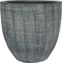 Blumentopf /Übertopf aus Keramik H 26 /Ø 29