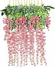 Blumentopf-Wand-Dekor 12 STÜCKE Stück