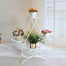 blumentreppe Blumenständer Pflanzenbecken Indoor