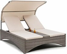 blumfeldt Eremitage Double Lounger -