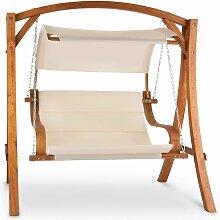 blumfeldt Maui Hollywoodschaukel 110 cm 2-Sitzer