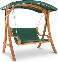 blumfeldt Tahiti Hollywoodschaukel 110 cm 2-Sitzer