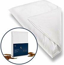 Blumtal Milbenbezug Allergiker Bettbezug Set -