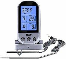 Blusea Drahtlose Fleischthermometer
