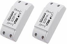 Blxecky Sonoff Basic R2 DIY WiFi Smart Schalter