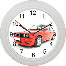 BMW E30Wanduhr