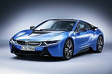 BMW i8 Concept Poster auf