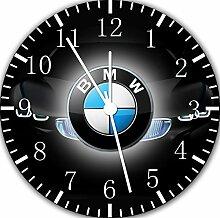 BMW Wanduhr 25,4cm Will Be Nice Gift und Raum