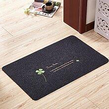 BNMZX Badezimmer Küche Anti-Rutsch-Matten-Tür Wohnzimmer Schlafzimmer Teppich 50 * 80cm,50*80cm-A