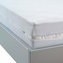 BNP Bed Care Matratzenschoner–Allround, weiß, 120 x 200 cm