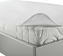 BNP duo-protect Maxi Nässeschutz Matratzen-Auflage für 23-30 cm hohe Matratzen 90x200 cm