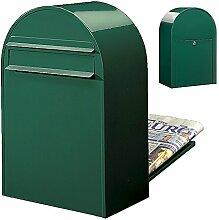 Bobi Classic B Briefkasten RAL 6005 grün