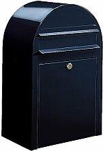 Bobi Classic Briefkasten RAL 5004 Schwarzblau