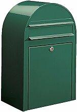 Bobi Classic Briefkasten RAL 6005 grün