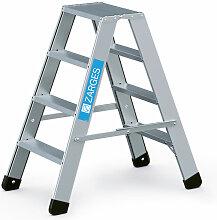 Bockleiter Seventec B 2x4 Stufen - Zarges