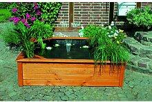 Boden Brunnen aus Holz Garten Living