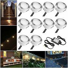 Boden-Einbaustrahler, LED-Strahler,