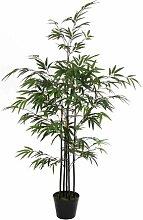 Boden Kunstbaum Bambus im Topf Die Saisontruhe
