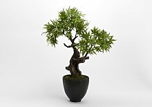 Boden-Kunstbaum Bonsai im Topf Erable Bloomsbury