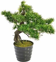 Boden-Kunstbaum Bonsai im Topf Milan artplants.de