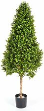 Boden-Kunstpflanze Buchsbaum im Topf Tom