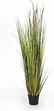 Boden-Kunstpflanze Fuchsschwanz im Topf Satrio