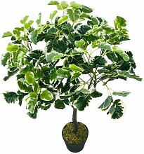 Boden-Kunstpflanze Zierpflanze im Topf Die