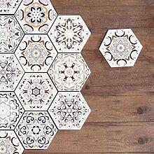 Boden Wandfliesen Aufkleber für Wohnkultur,