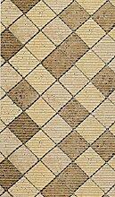 Bodenbelag Floor comfort Weichschaum Badematte Matte Tile Sand 65 breit Meterware